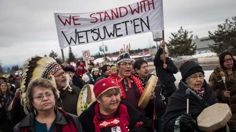 Wet'suwet'en Nation