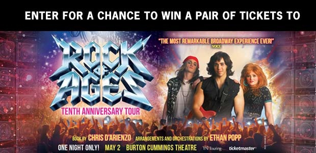 Rock of Ages Banner