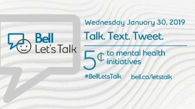 Bell Let's Talk 2019