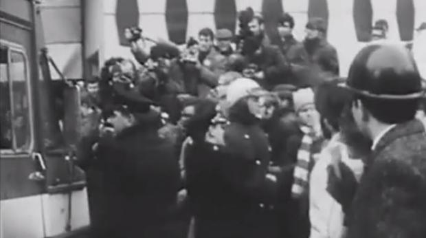Sir George Williams riot