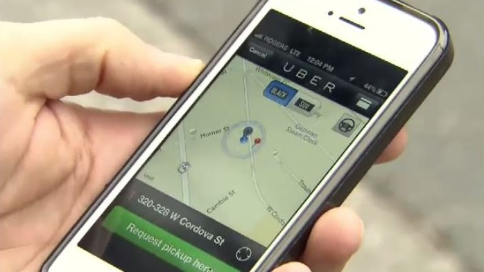 Ride-share apps