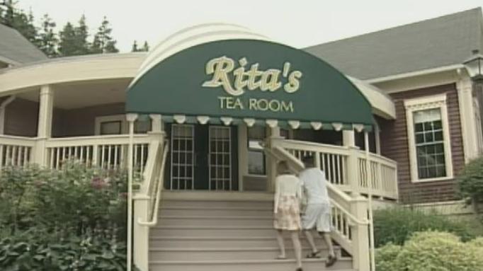 Rita's Tea Room