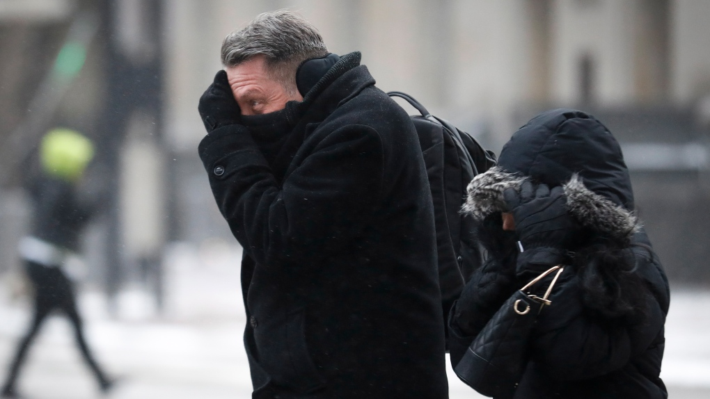 Special weather statement issued for Toronto amid strong ...