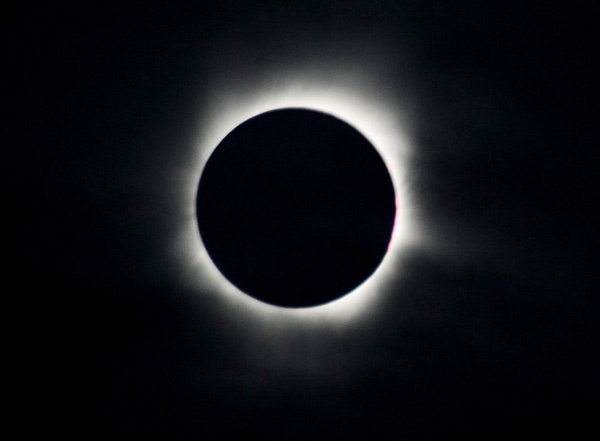 Total eclipse