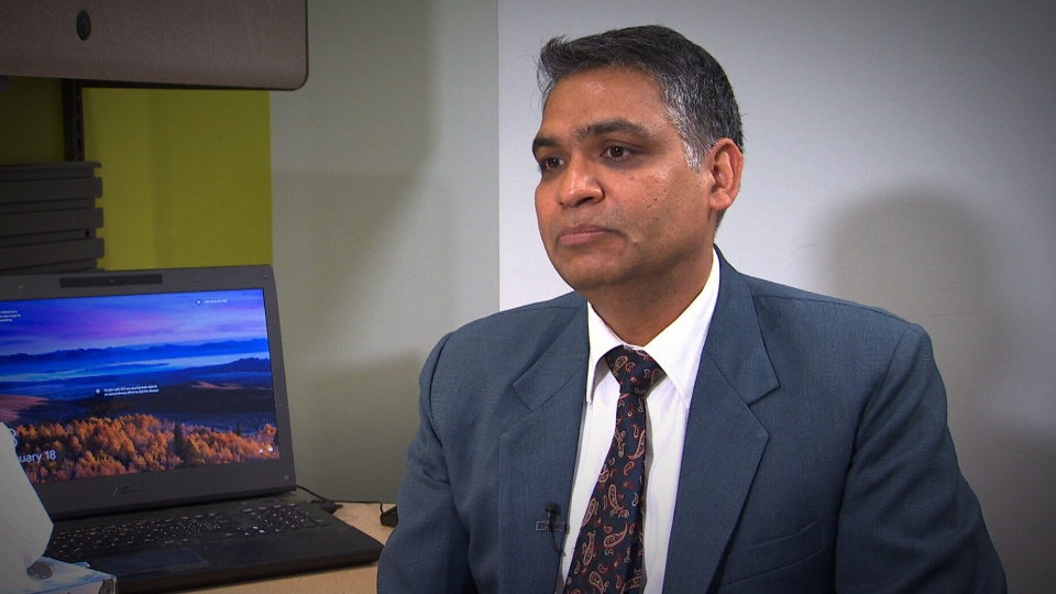 Dr. Akshya Vasudev, an associate scientist at Lawson Health Research Institute in London, Ont., and the geriatric psychiatrist who headed a study into the effects of Sahaj Samadhi meditation on people living with late-life depression and anxiety, speaks with CTV News.