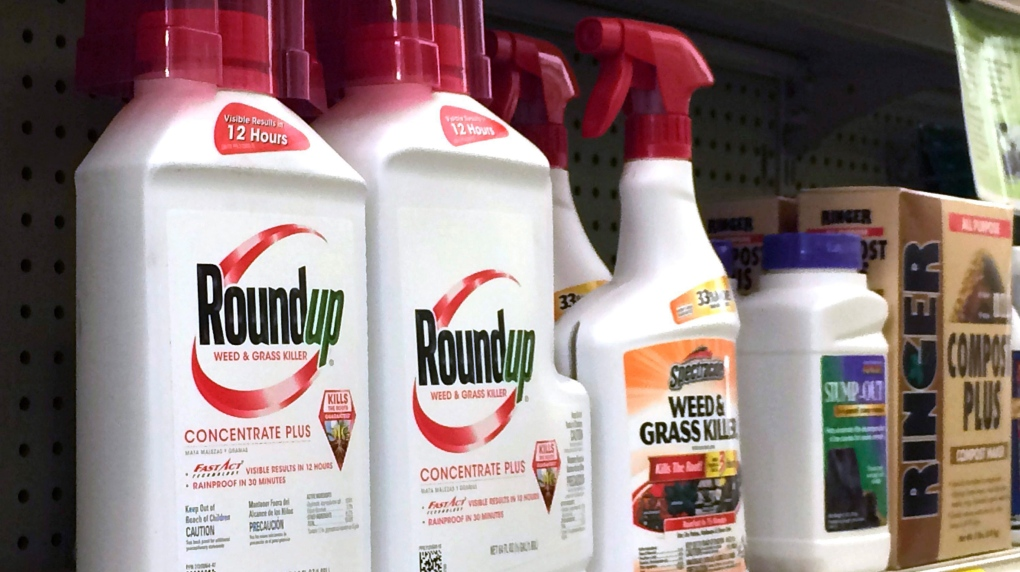 Montreal to ban herbicide used in Roundup