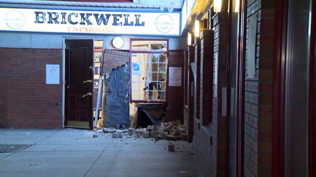 Brickwell Taphouse, ATM. ATN theft, ATM attempted