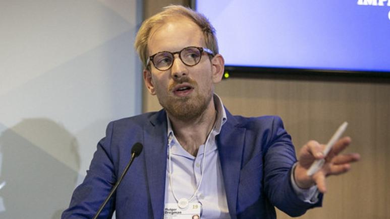 Dutch historian scolds World Economic Forum for ignoring tax