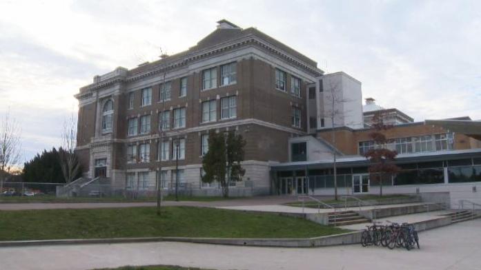 Vic High school