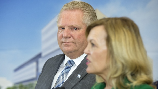 Sweeping changes on the way to health-care system in Ontario