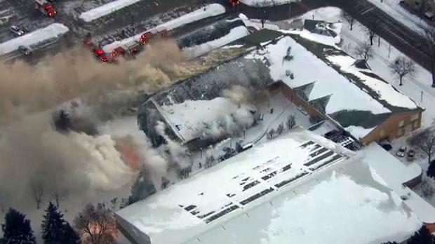 fire agincourt recreation centre