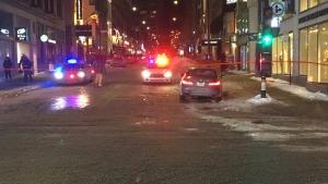 Man stabbed on Peel St.