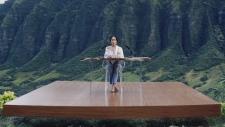 Zoe Kravitz in a Michelob Super Bowl ad