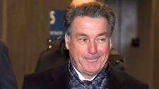Former SNC Lavalin president and CEO Duhaime
