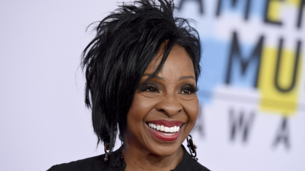 Gladys Knight at the American Music Awards