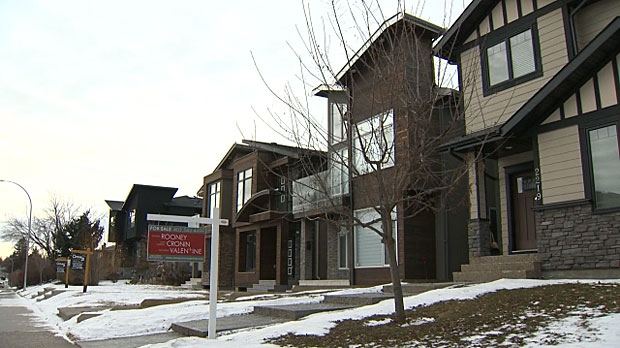 The Calgary Real Estate Board is expecting a five per cent increase in total sales in 2021 compared to 2020. (file)