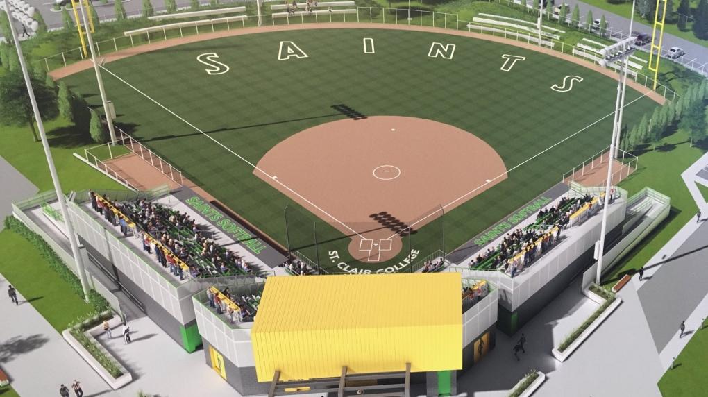 St. Clair sports park