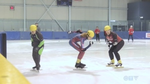 Competition is underway in Sault Ste. Marie at the Special Olympic Winter Games. Lincoln Loutitt has highlights from Day One.