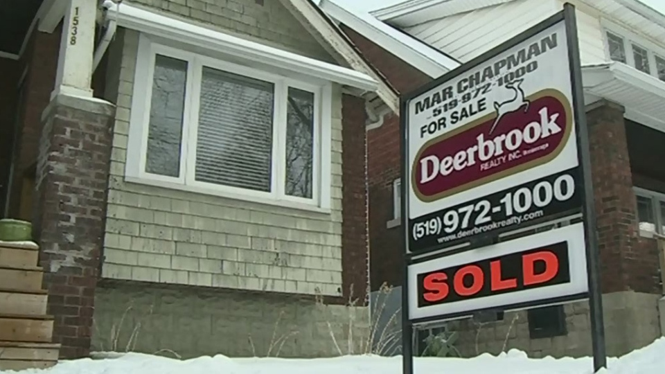 CTV Windsor: Real estate bidding