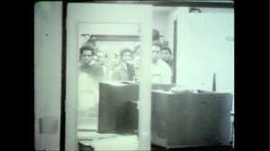 It all began in January 1969, when students alleged a professor marked non-white students more harshly than whites. As a result, they staged an anti-racism demonstration occupying the computer lab on the 9th floor of the Hall Building. (CTV Montreal)