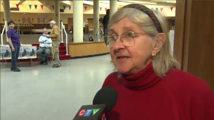 Kowaluk, who passed away Friday at the age of 84, faced down bulldozers to save buildings in her neighbourhood, and campaigned for nuclear disarmament. (CTV Montreal)