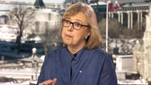 CTV QP: One-on-one with Elizabeth May