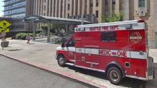 Harborview Medical Center in Seattle