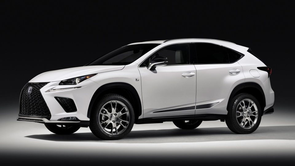 Toyota To Build Lexus Suv In Cambridge Ont Plant