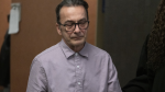 Michel Cadotte, accused of murder in the 2017 death of his ailing wife in what has been described as a mercy killing, returns to the courtroom to testify in Montreal on Friday, February 1, 2019. THE CANADIAN PRESS/Paul Chiasson