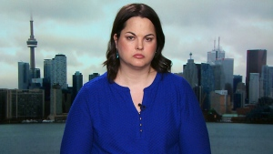 Kerri Rawson, daughter of the BTK Killer, is seen in this image.