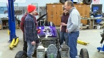 CTV Windsor: Munsters dragster