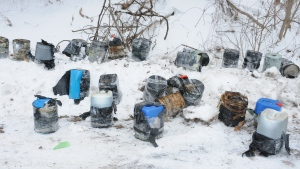 Illegally dumped chemicals may be from drug lab, Brantford police