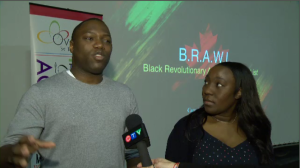 Newton Twins on tour for Black History Month
