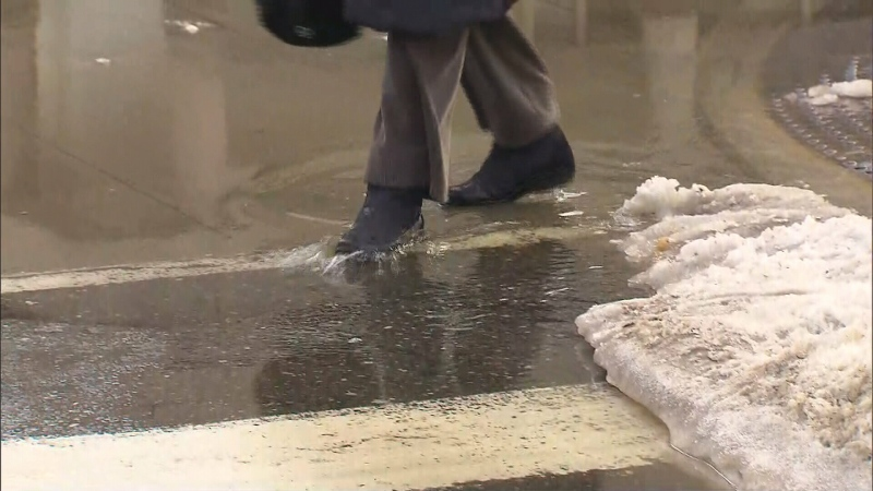 If you think this winter has felt warm, you're not alone. CTV Calgary meteorologist Kevin Stanfield breaks down why. (File photo)