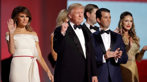 Federal prosecutors subpoena records from Trump inaugural committee