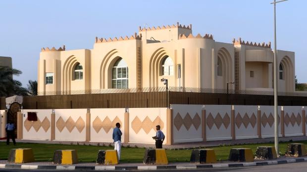 Taliban office