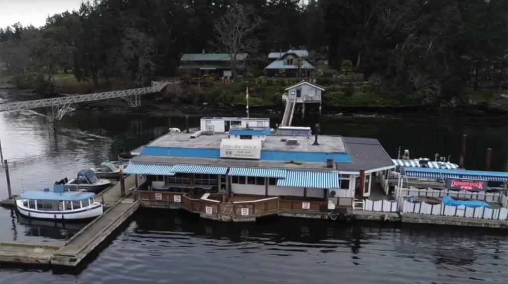 Dingy Dock Pub Nanaimo