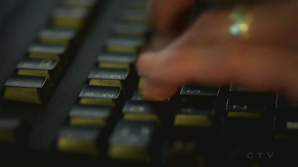 Sudbury police continue to encourage parents to talk to youngsters about sharing information over the internet. Alana Everson reports.