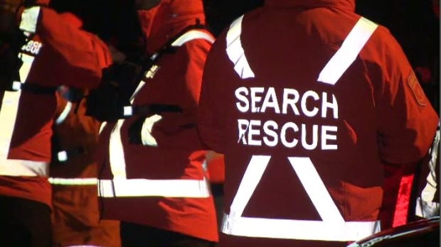 Halifax Ground Search and Rescue