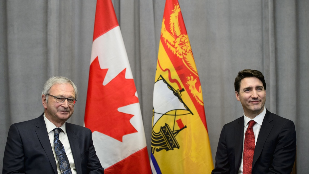 Trudeau and Higgs
