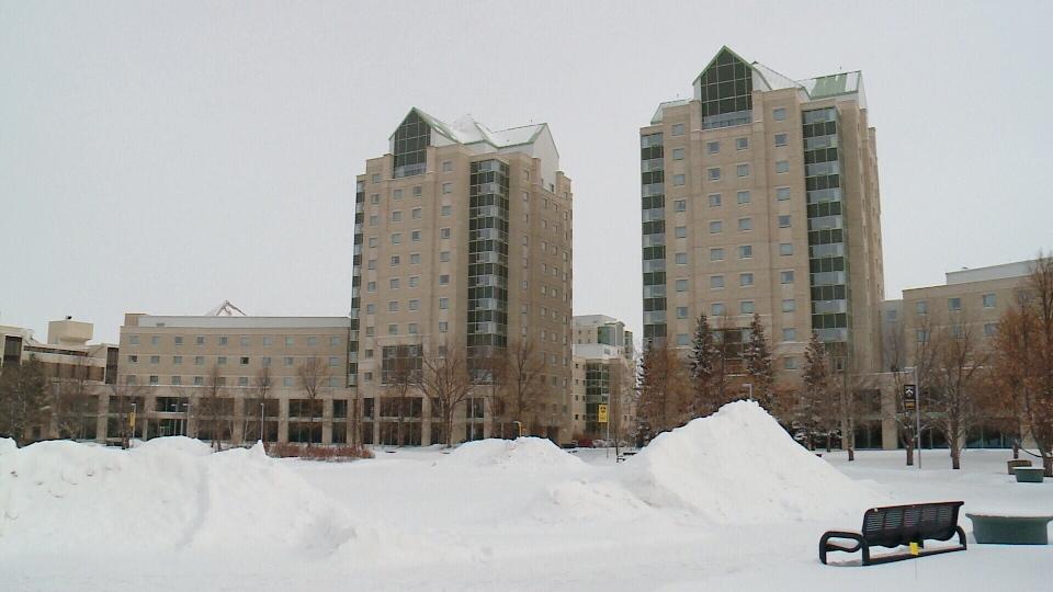 The University of Regina campus.
