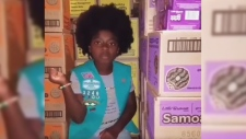Girl Scout cookie rap