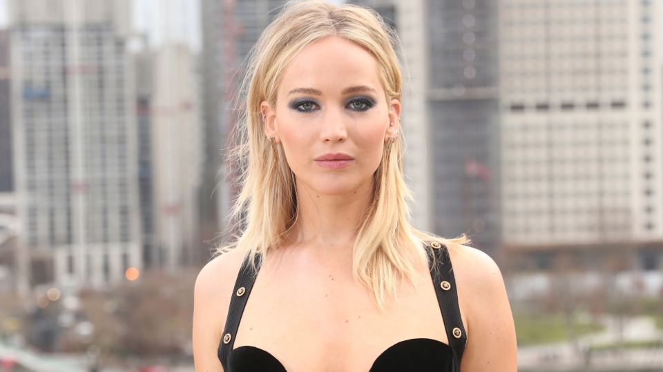 Is Jennifer Lawrence engaged to Cooke Maroney? Pair seen celebrating