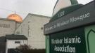 Windsor Mosque in Windsor, Ont., on Tuesday, Feb. 5, 2018. (Michelle Maluske / CTV Windsor)