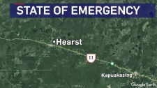 State of emergency declared in the Town of Hearst