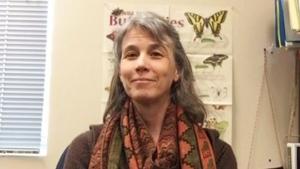 Senior Conservation Biologist Carolyn Callaghan