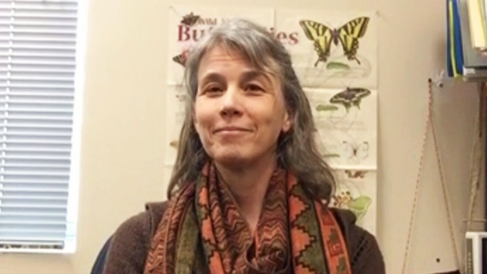 Canadian Wildlife Federation Senior Conservation Biologist Carolyn Callaghan