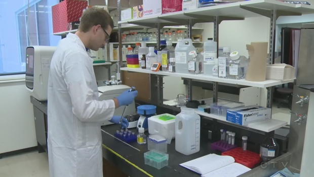 CTV Northern Ontario's Tony Ryma talks to a university in Michigan that is introducing a Chemistry of Cannabis course.