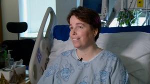Marcie Stevens, shown in February 2019.