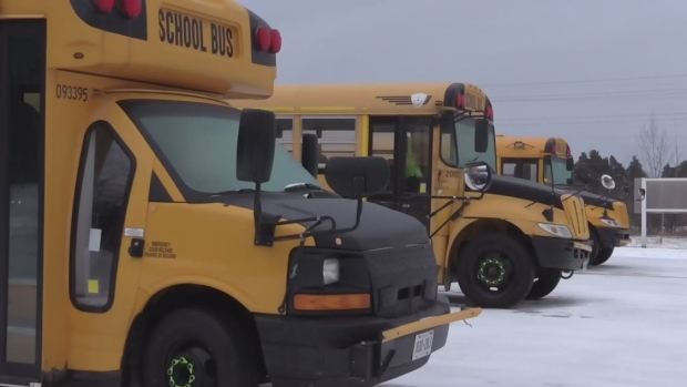 Bus Cancellations: Bus Cancellations In Oxford County, Huron-Perth